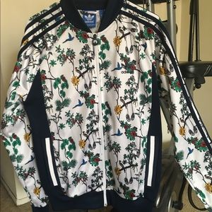 """Adidas """"Ghetto Bird"""" jacket (Men Size M)"""